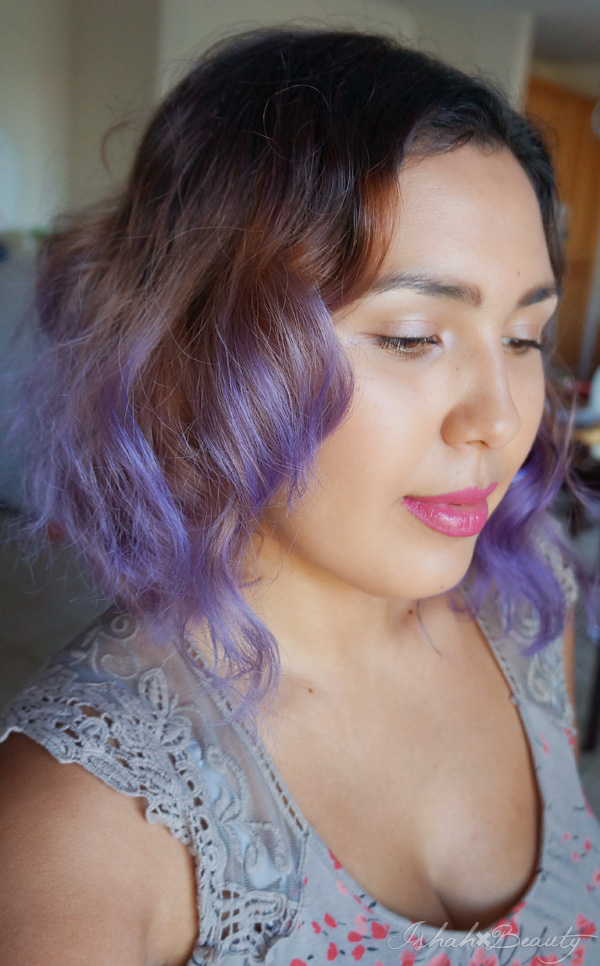 Light Lavender Hair Color