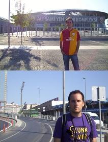 Το Campion.gr στη Κωνσταντινούπολη (Galatasaray-Besiktas)!