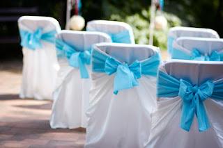 Сини панделки