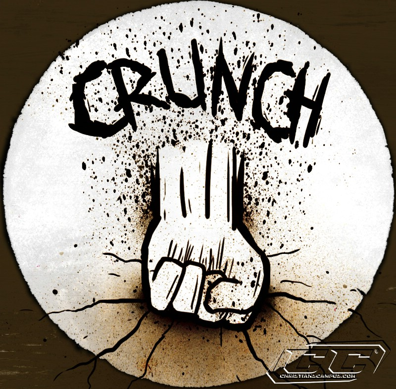 Crunch - Icarus EP 2011 English Christian Album