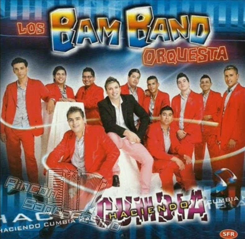 Los Bam Band - Haciendo Cumbia (2014)