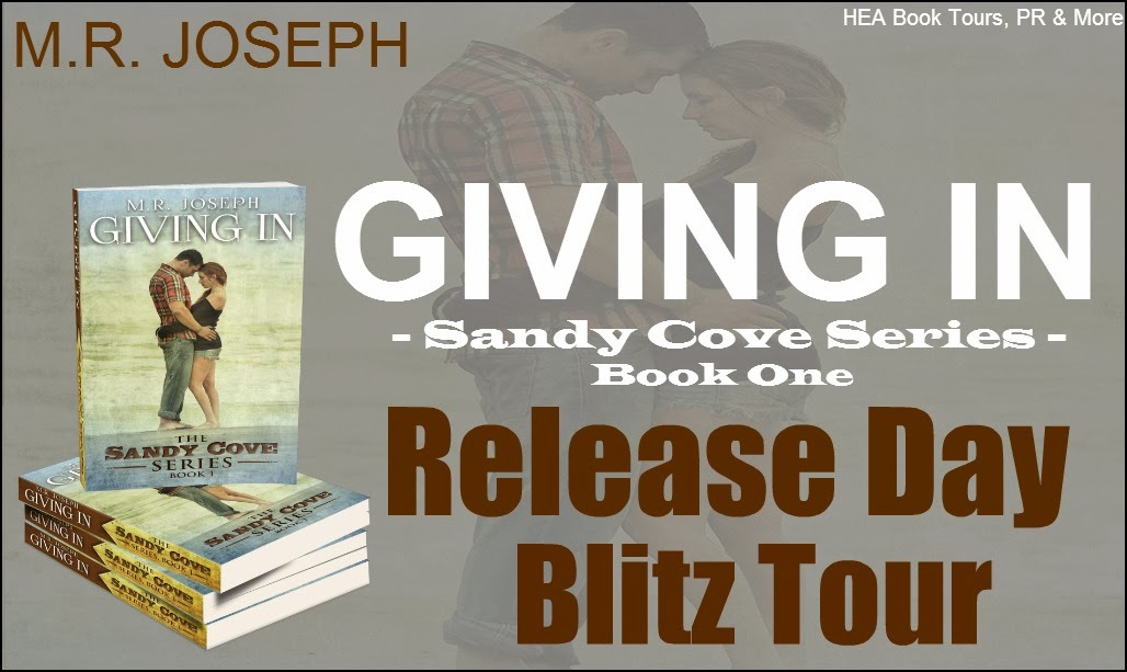 New Release! Giving In by M.R. Joseph