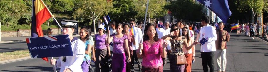 Khmer Krom Community in South Australia