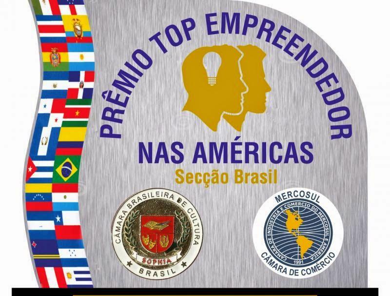 PRÊMIO TOP EMPREENDEDOR 2015