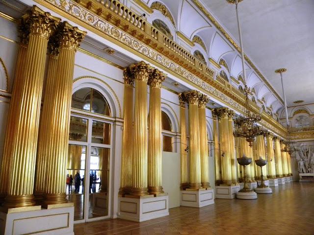 Winter Palace St. Petersburg