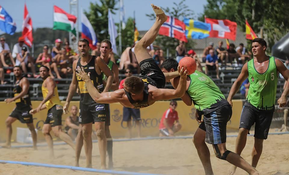 Europeo de Beach Handball: Gran foto | Multimedia - Mundo ...