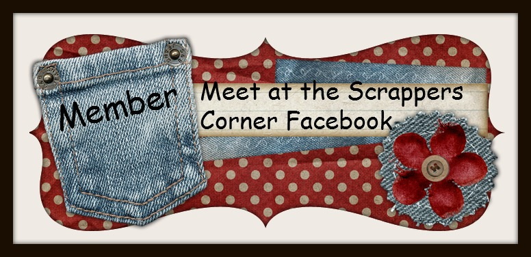 Join Meet at the Scrappers Open Facebook Group