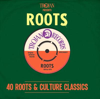 TROJAN PRESENTS ROOTS - 40 Roots & Culture Classics