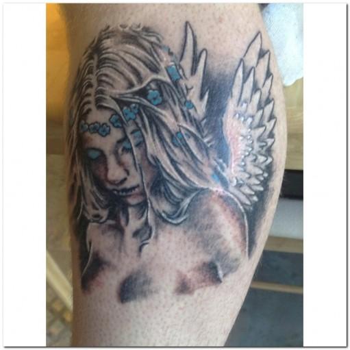 Tattoo Designs Angel: Fashion World: Angel Tattoo Meaning