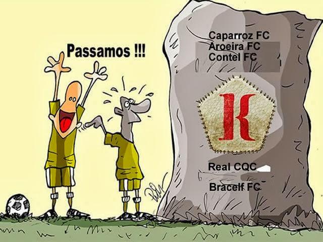 Cinco equipes da 2ª divisão da Copa Kaiser garantiram vaga para 3ª fase.