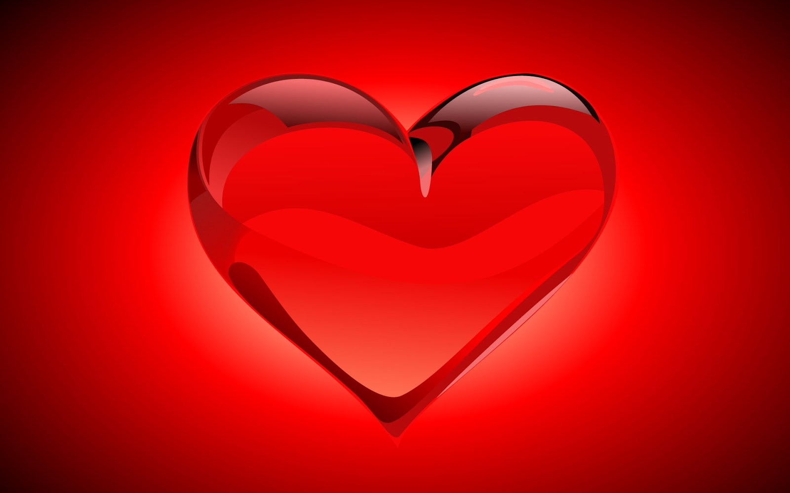 red heart wallpaper, heart wallpapers