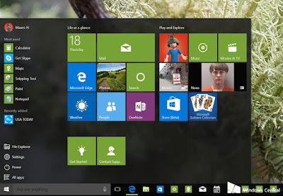 Kekurangan Windows 10 Preview Build 10147