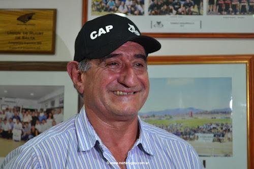 El Dr. Bachi Guzmán CAP 2015 de la URS