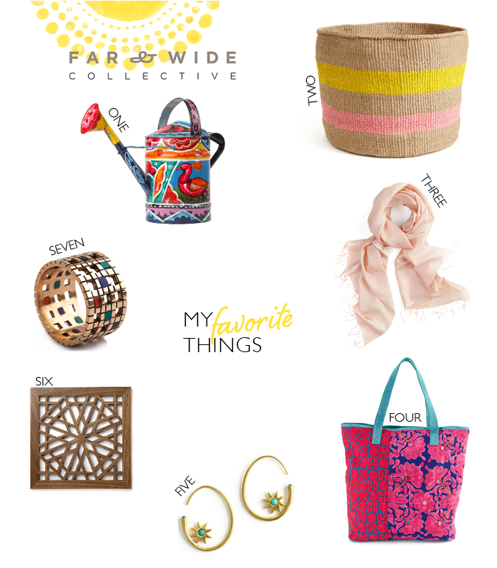 Far & Wide Collective | Bangles & Bungalows http://banglesandbungalows.blogspot.com