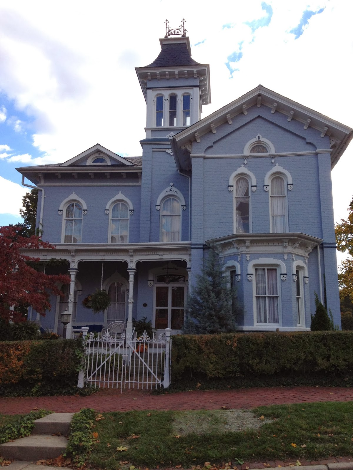 In search of the american dream american dreams historic One story victorian homes