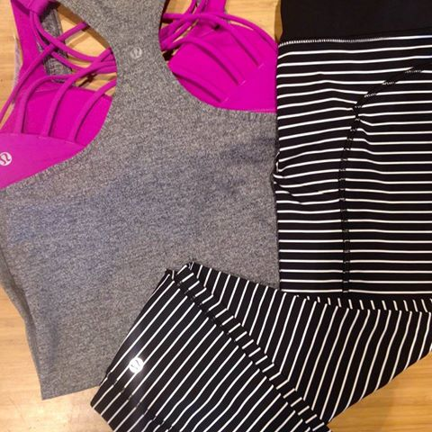 lululemon parallel stripe speed tight