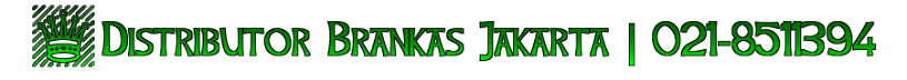 Distributor Brankas Jakarta | 021-8511394