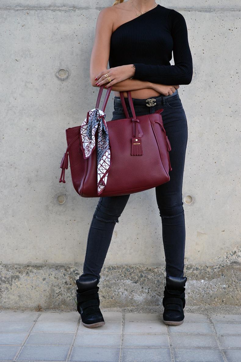 Image Result For Burgundy Bag