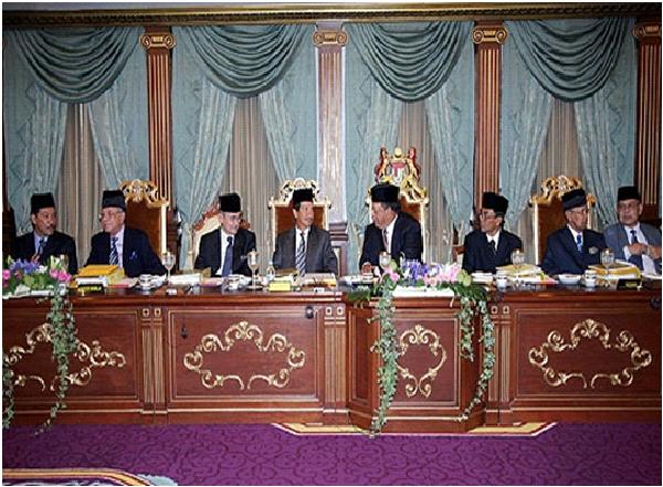 Malaysia Kita Kuasa Majlis Majlis Raja Melayu