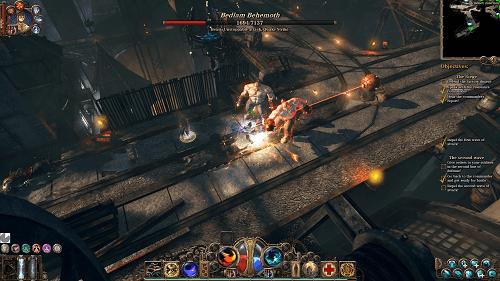 The Incredible Adventures of Van Helsing III Codex Full PC 1