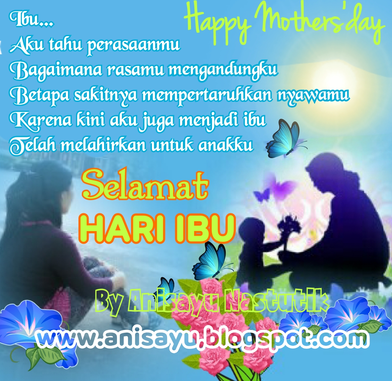 PUISI CINTA BY ANISAYU: Puisi Pantun Ucapan Menyambut Hari ...