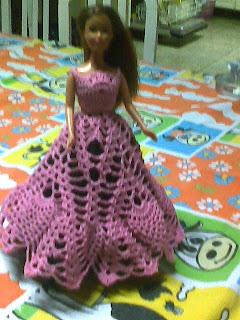 como fazer trico para bonecas