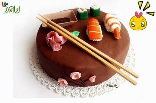 15 chiếc bánh ngọt cực kool khiến bạn không nỡ ăn