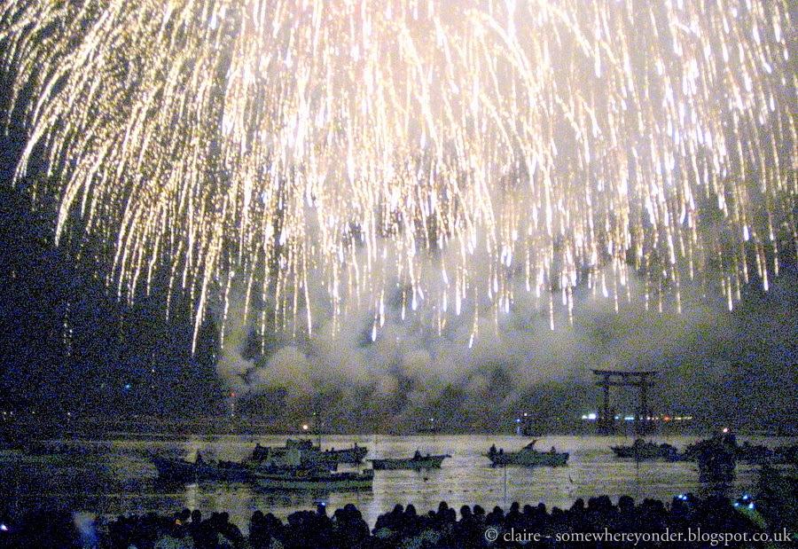 Fireworks festival - Japan