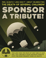 Sponsor a Tribute from College Humor
