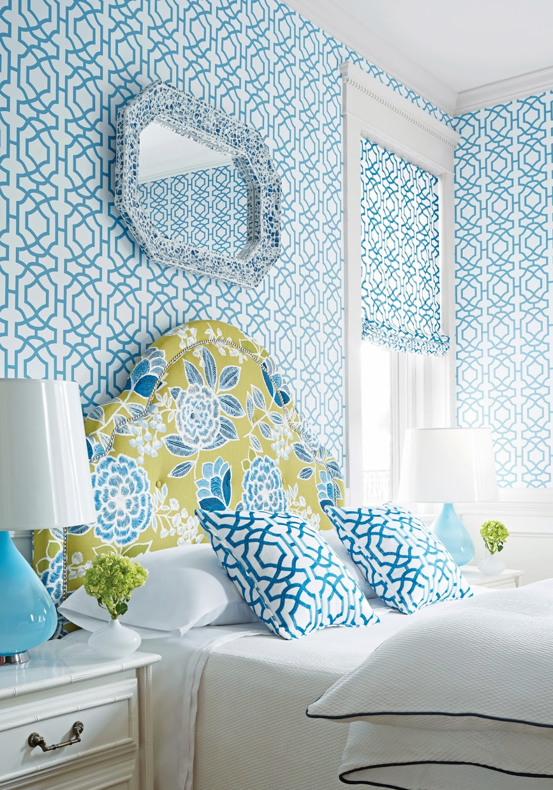 Home styling ana antunes new wallpaper collection by for Wallpaper esta home
