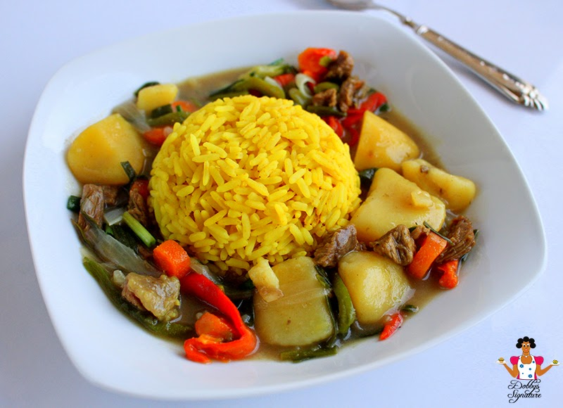 Dobbys signature nigerian food blog i nigerian food recipes i how to make curried rice forumfinder Choice Image