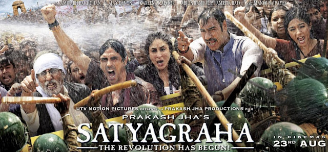 Movie Review: Satyagraha
