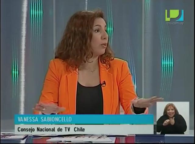 [VIDEO] Colegio de Periodistas de Chile en televisión pública uruguaya ahonda sobre derecho a la comunicación