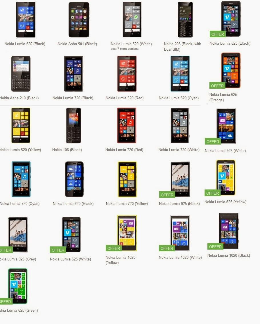 www.flipkart.com/mobiles/~lowest-prices/pr?p[]=facets.brand%255B%255D%3DNokia&p[]=sort%3Dpopularity&sid=tyy%2C4io&affid=rameshwarp
