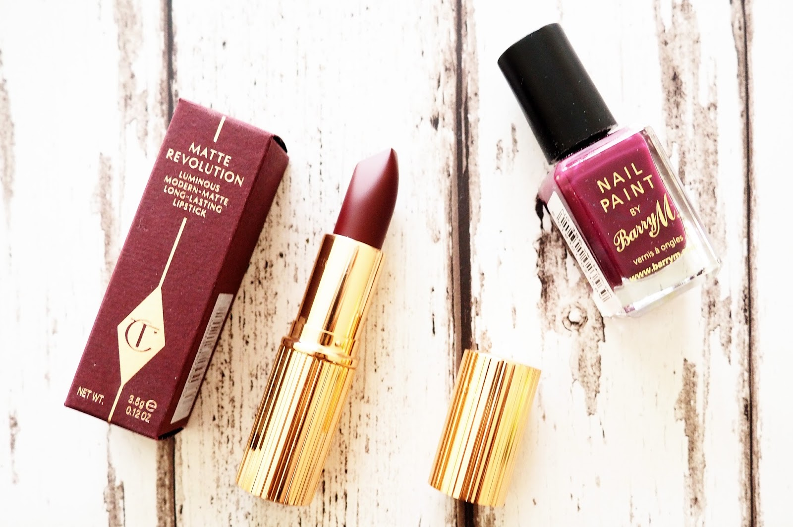 Charlotte Tilbury Lipstick Glastonberry Giveaway