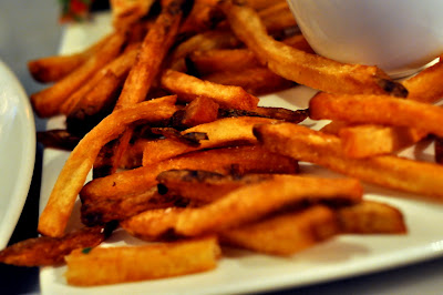 Frites at Marble Lane in New York, NY - Photo by Taste As You Go
