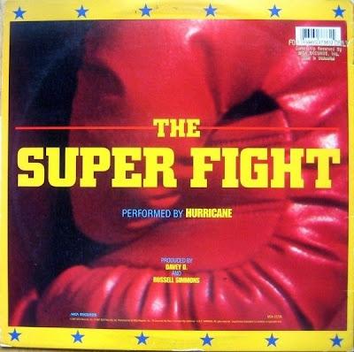 Hurricane – Super Fight (1987, 256, 12'')