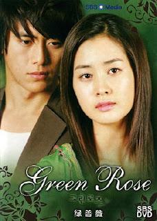 Hoa Hồng Xanh - Bông Hồng Xanh - Green Rose