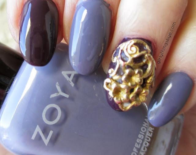 Zoya Caitlin, Zoya Caitlyn, Nail Veils, @girlythingsby_e