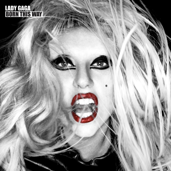 lady gaga born this way cd cover image. pictures lady gaga album cover