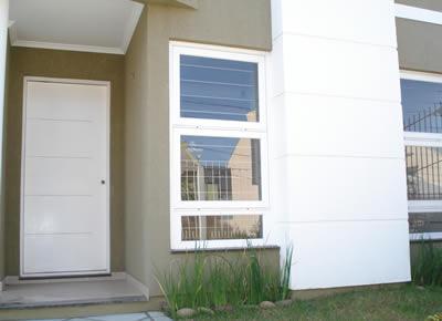Modelos de portões para frente de casa