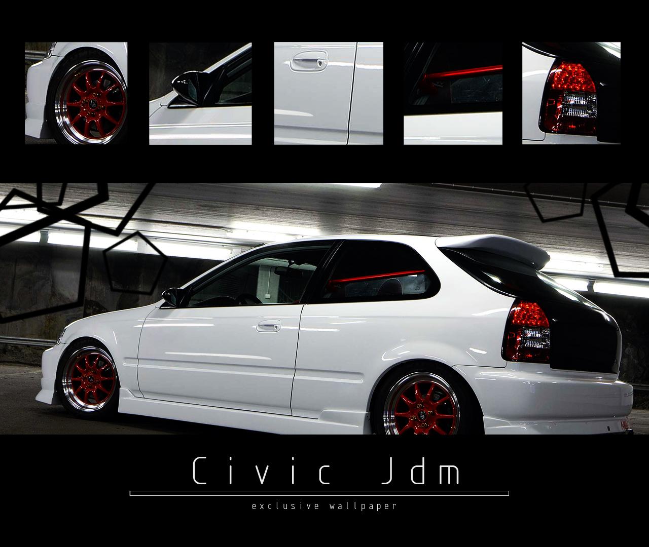 Garagem 85 clubHonda Jdm Wallpaper
