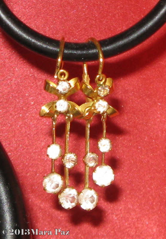 1950s earrings