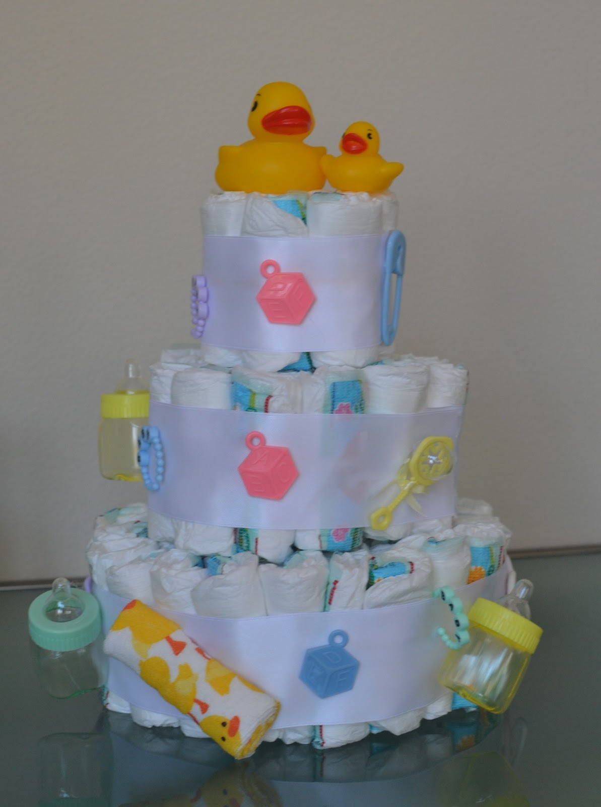 The Rubber Ducky Baby Shower Paperworks