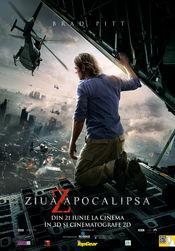 World War Z (2013) Online Subtitrat | Filme Online