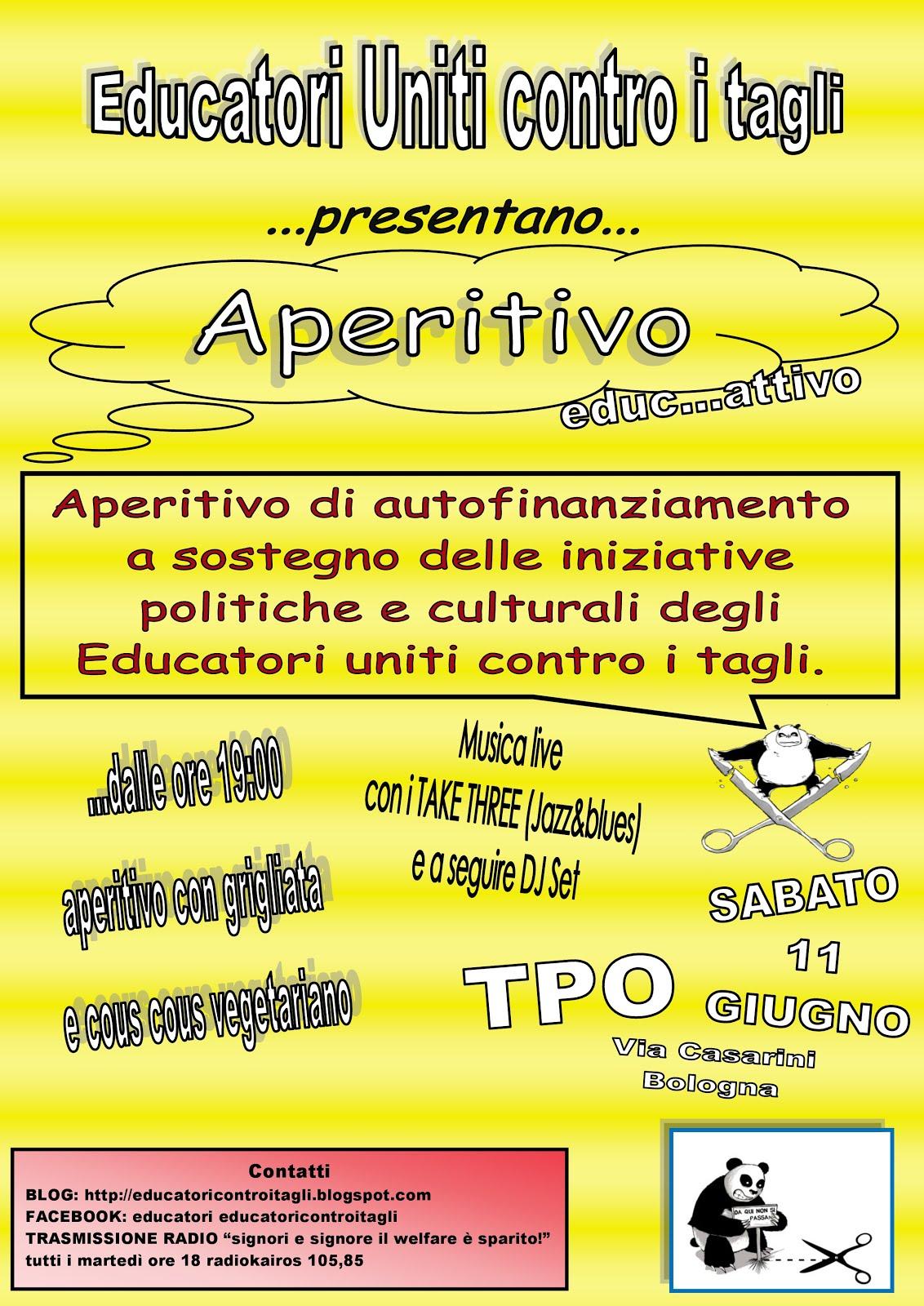 SABATO 11 GIUGNO APERITIVO/GRIGLIATA CON LIVE E DJ SET