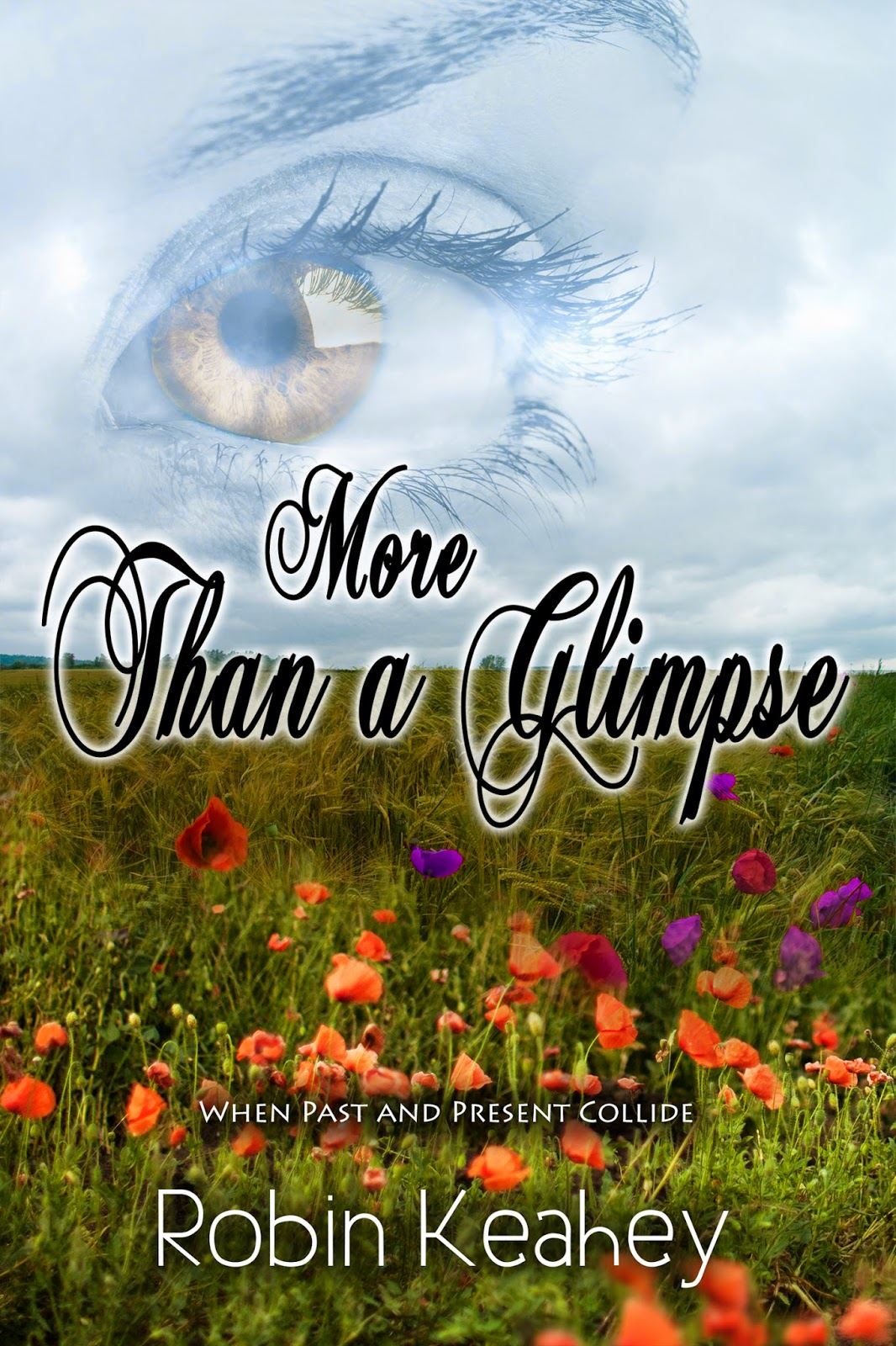 More Than a Glimpse {Robin Keahey} | #bookreview #christianfiction #glimpseseries