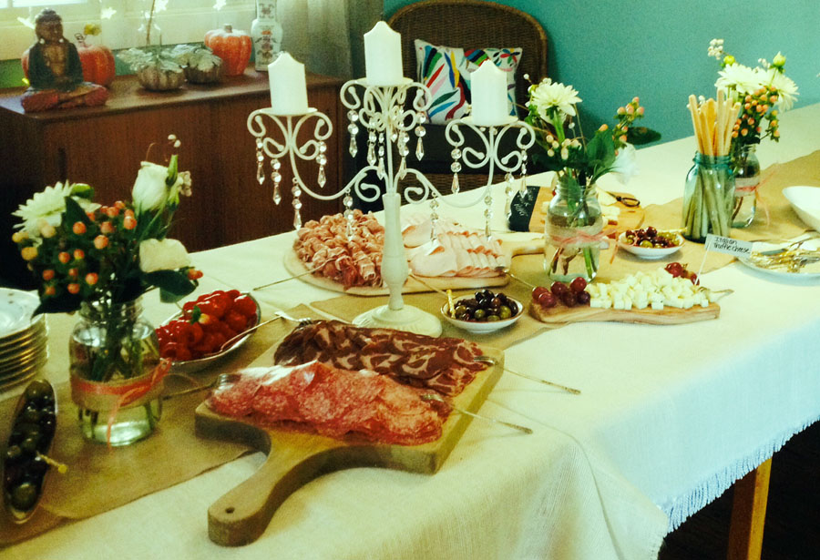 Italian Themed Party Ideas Italian Wedding