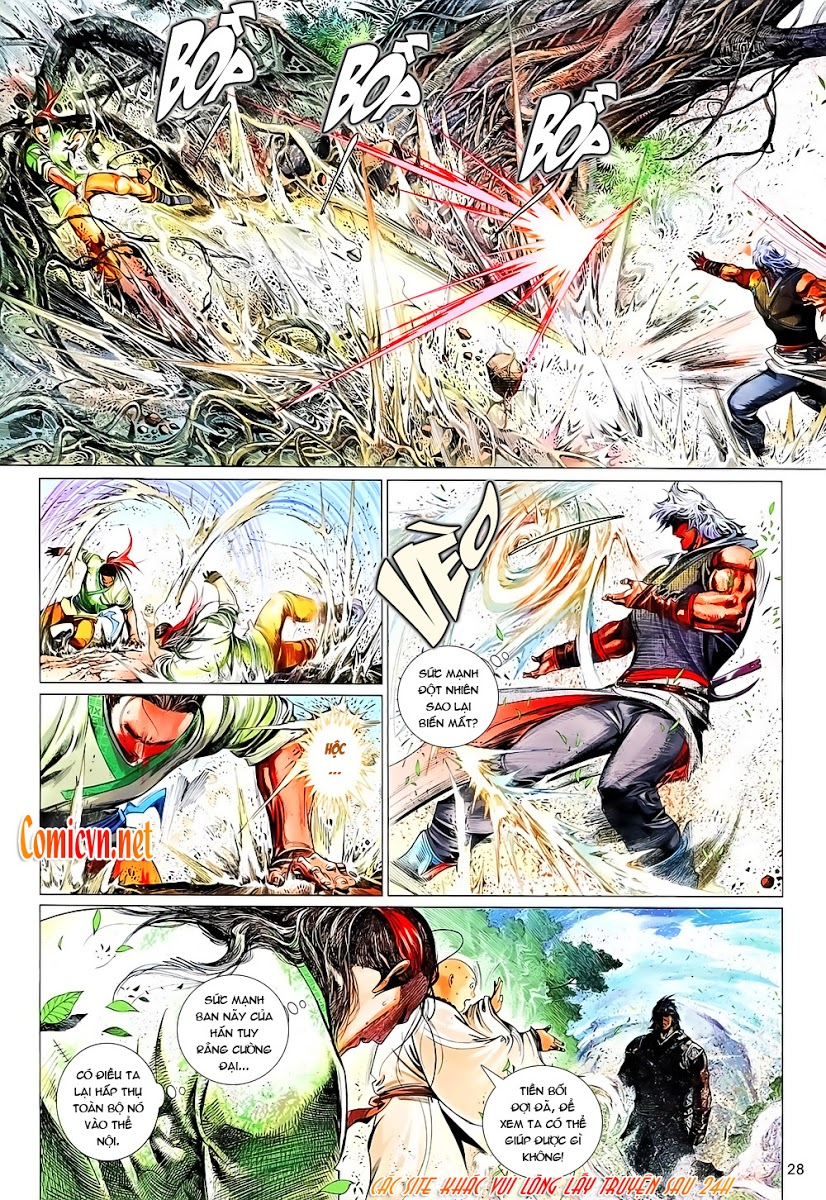 Phong Vân chap 639 Trang 28 - Mangak.info