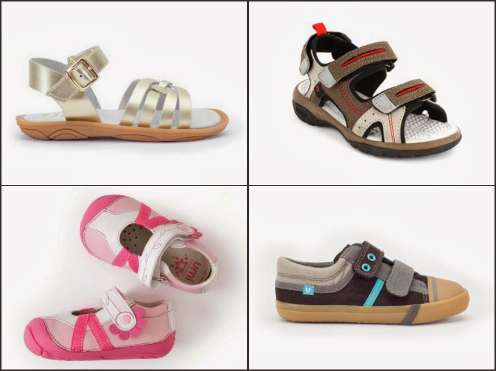 Umi kids shoes